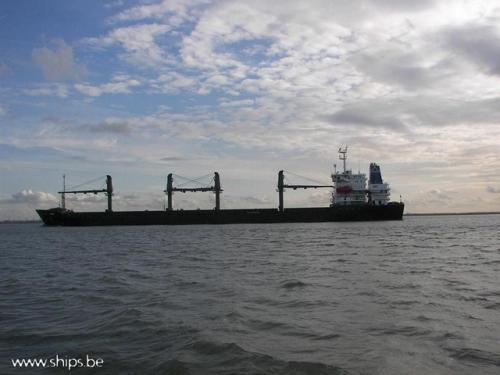 Pudu 3-12-2006 Westerschelde